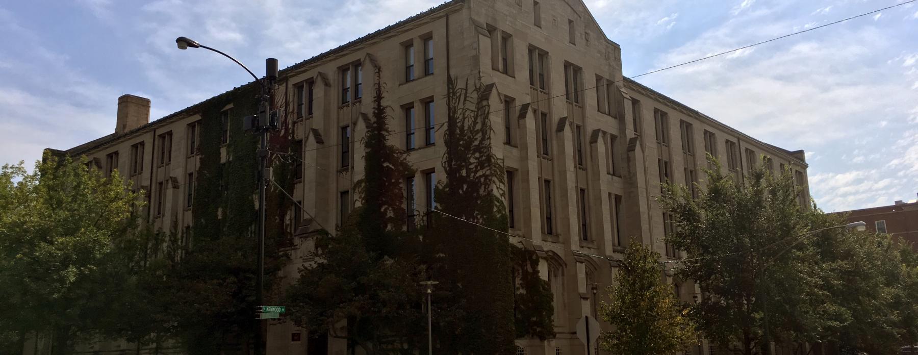 Chapin Hall exterior