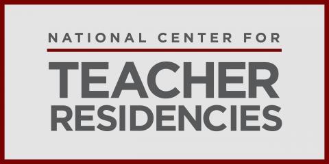 National Center for Teacher Residencies Logo
